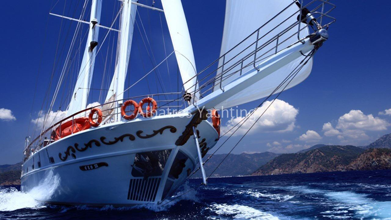 Gulet Ceo 3Gulet yacht Ceo 3 is a quality yacht with total length - Albatros