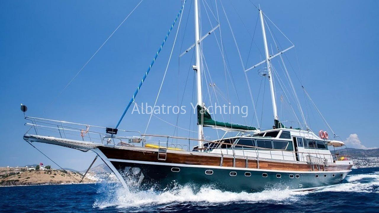 Gulet Golden Glory Our yacht Gulet Golden Glory has been renovate - Albatros