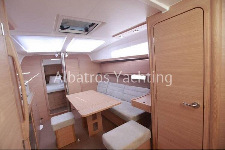 Sailing Boat With Calypso Dufour 382 GL, you can tour all routes  - Albatros