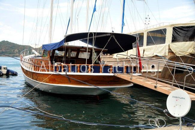 Lilac is a 3 cabin air-conditioned gulet based in Fethiye - Albatros