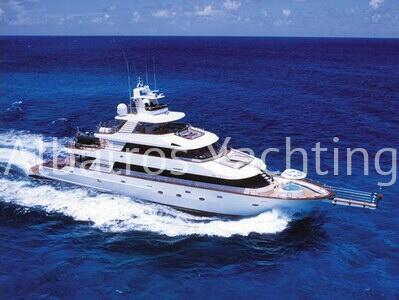 Forty Love is a Lux Motor Yacht,built in 2002 with 6 cabins  - Albatros