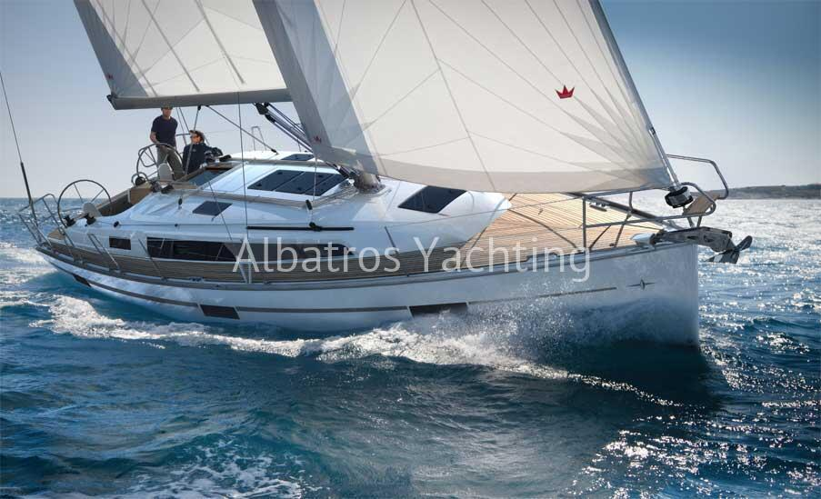 Bavaria Cruiser 37  built in 2015  - Albatros