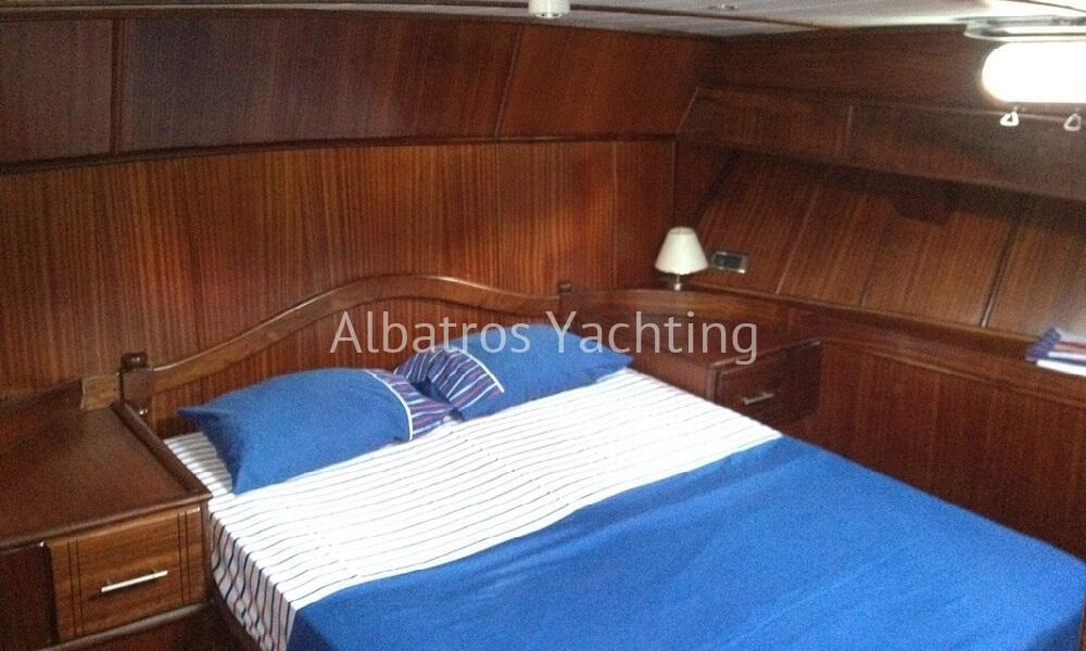 Dare to dream based in 18 M standard 2 cabin yacht. - Albatros