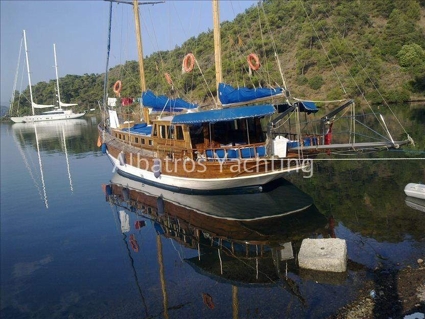 Discover Gulf of Bodrum with Gulet Merve 2 - Albatros