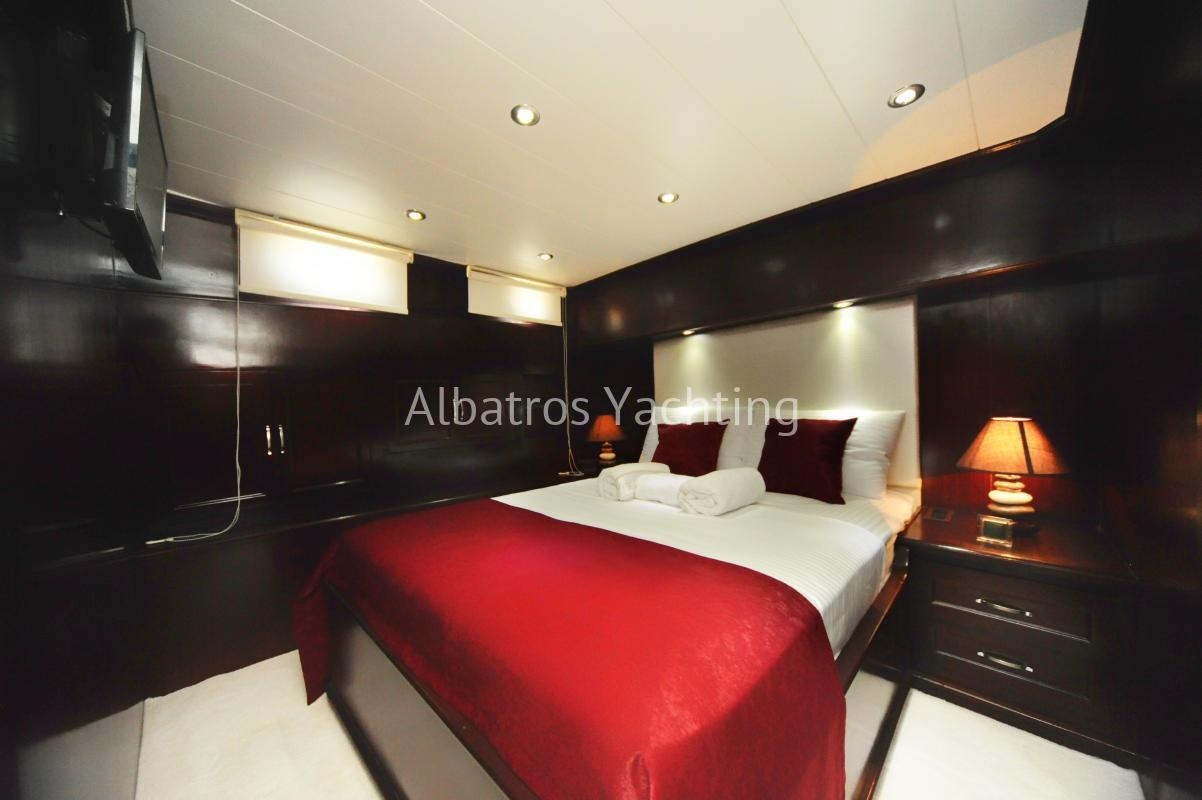 Hasay is a beautifully built luxury gulet which was refit in 2010 - Albatros