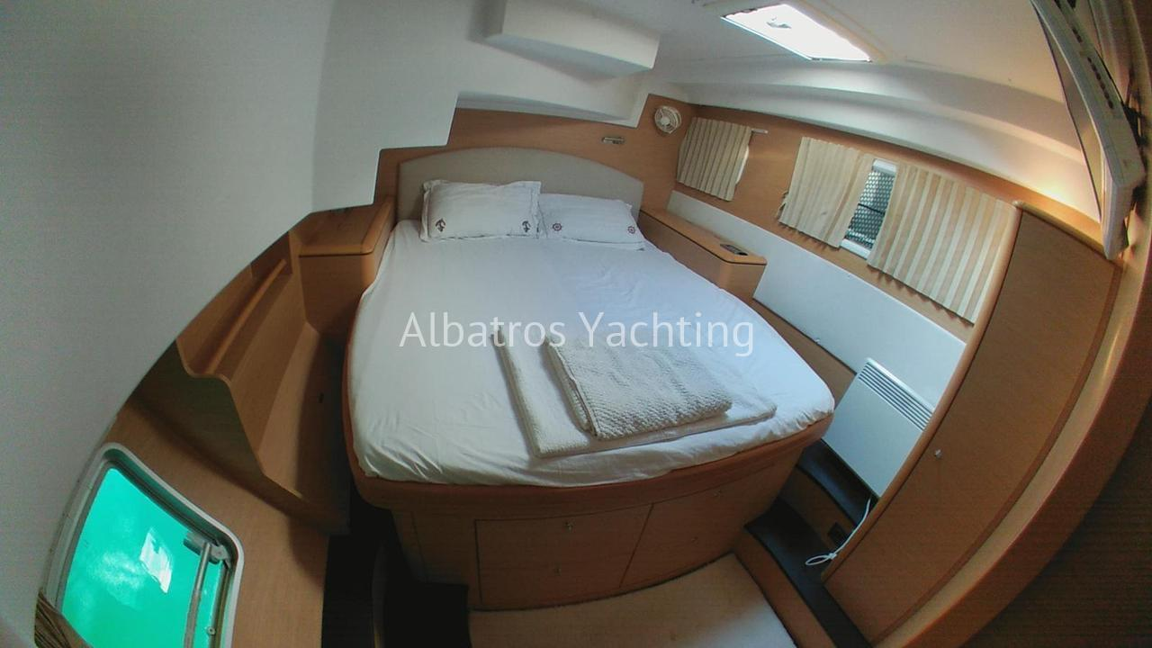 Rent Catamaran Lagoon 450 from Bodrum - Albatros