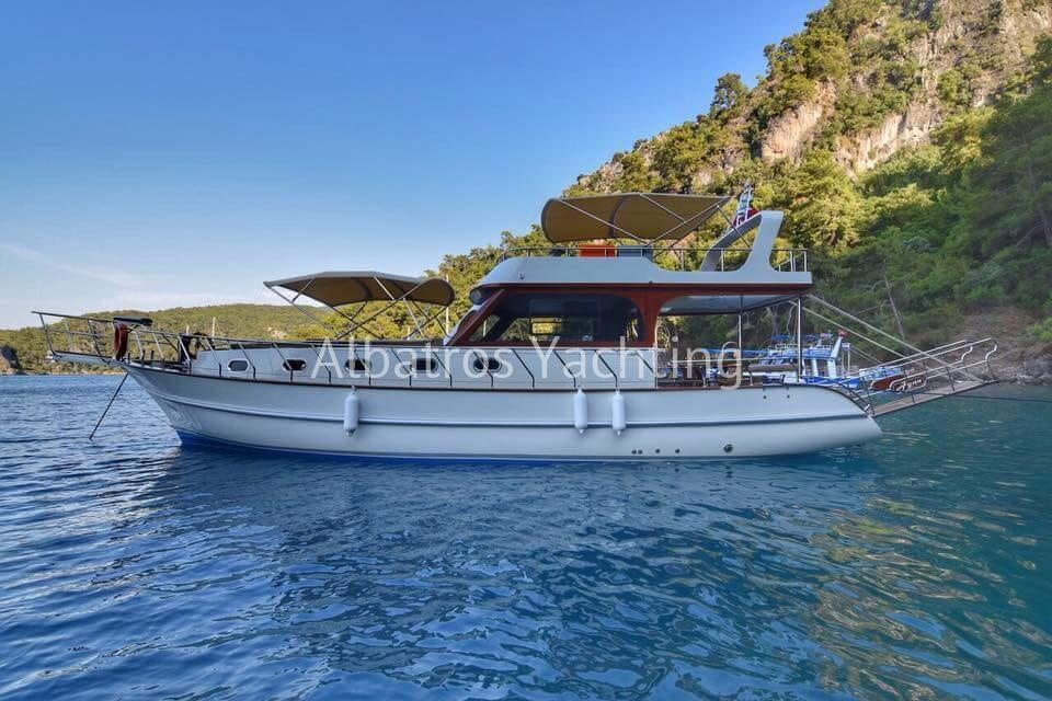 Gulet Ayna is ideal for couples looking for the perfect gulet cha - Albatros