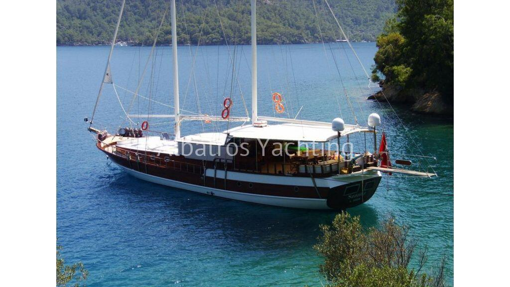 Sannika Gulet is a beautiful boat available for Turkey yacht char - Albatros