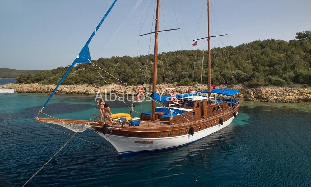 Karyalı Gulet, yacht holidays in Turkey - Albatros